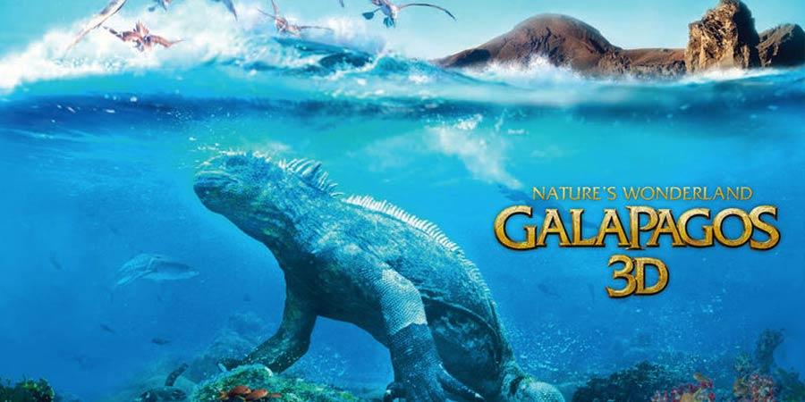 Galapagos 3D : maravillas de la naturaleza