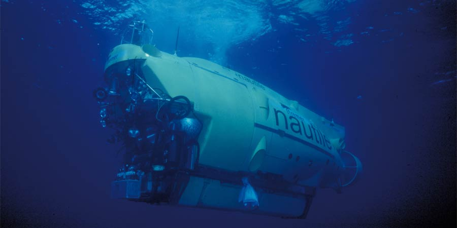 Opération Prestige : l'intervention du Nautile et autres suivis scientifiques