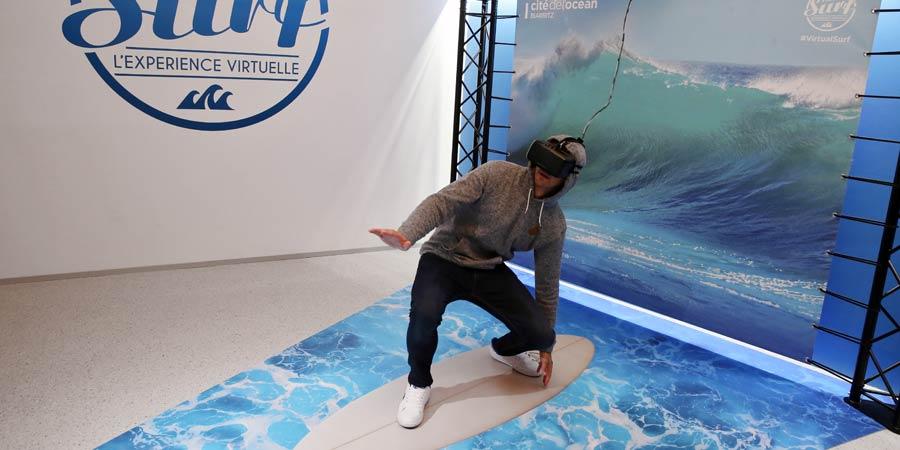 Virtual Surf : 2016-ko berrikuntzak