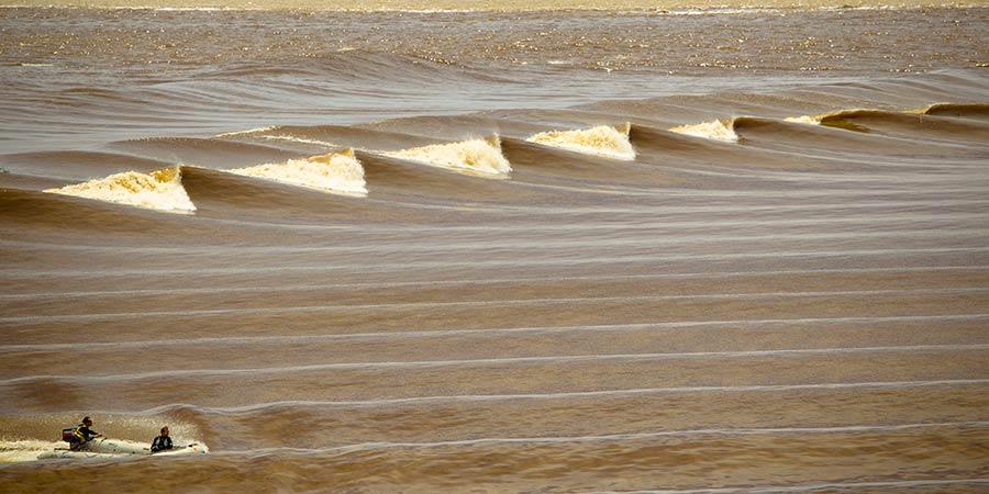 Le fleuve aux 7 fantômes